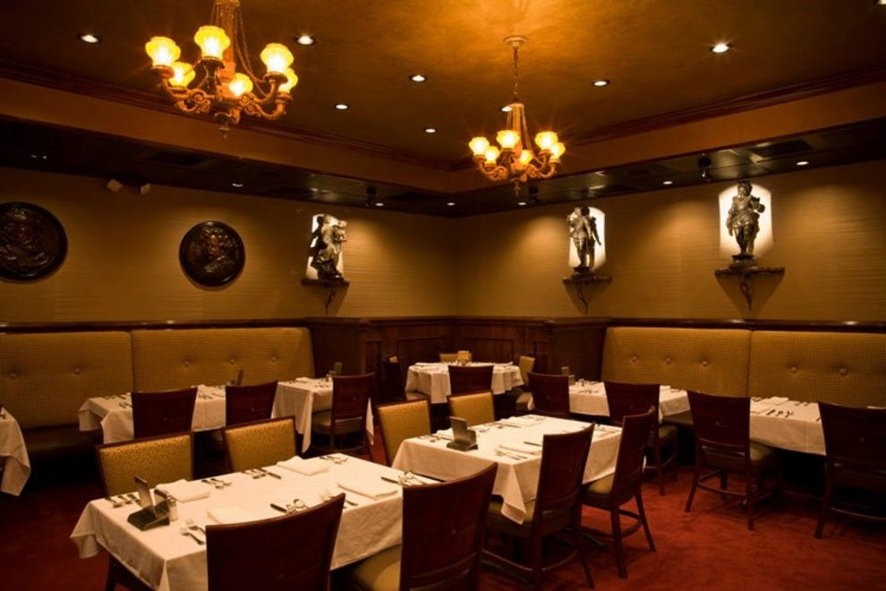 Bern 39 s steak house tampa restaurants review 10best for S kitchen steak house