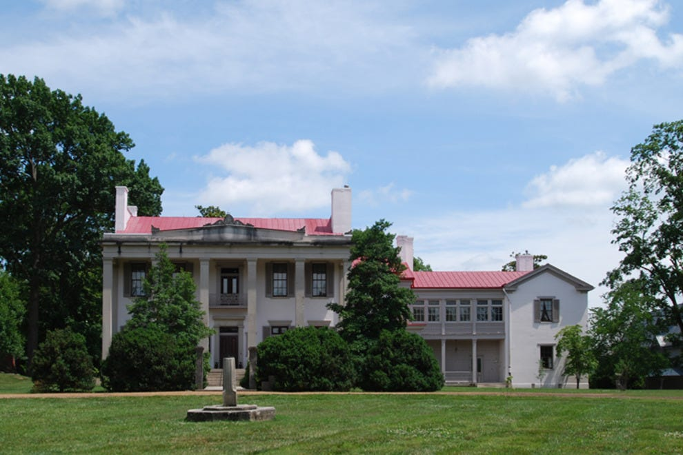Belle Meade Plantation Nashville Attractions Review