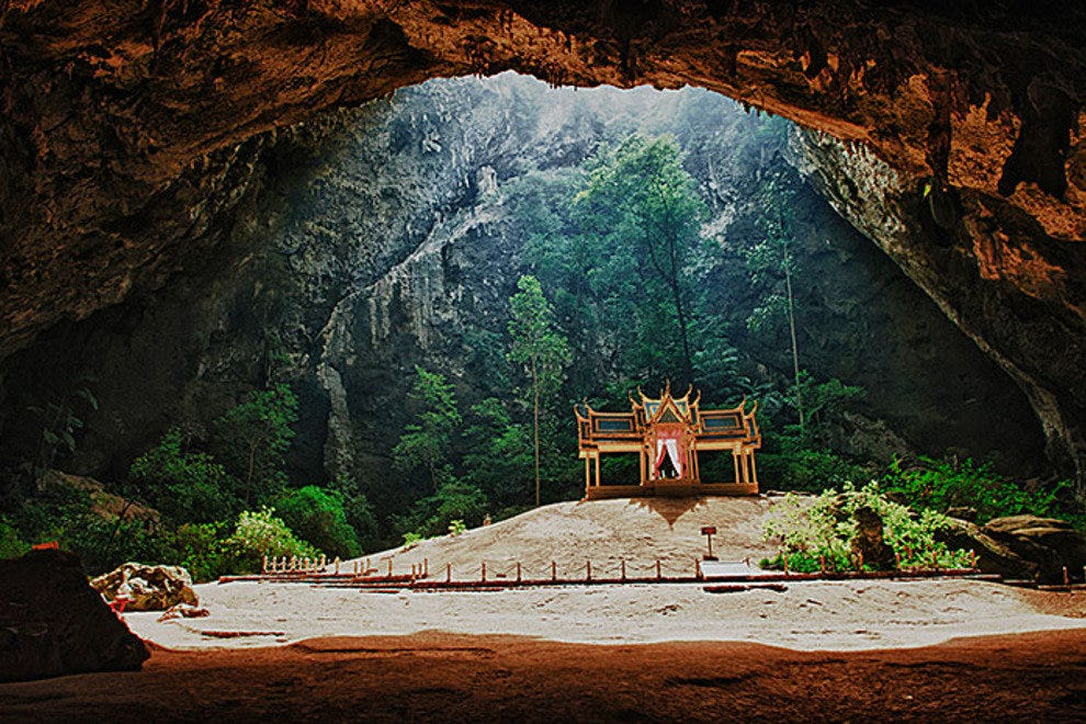 Khao Sam Roi Yod国家公园