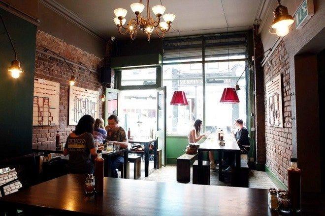 都柏林休闲餐厅