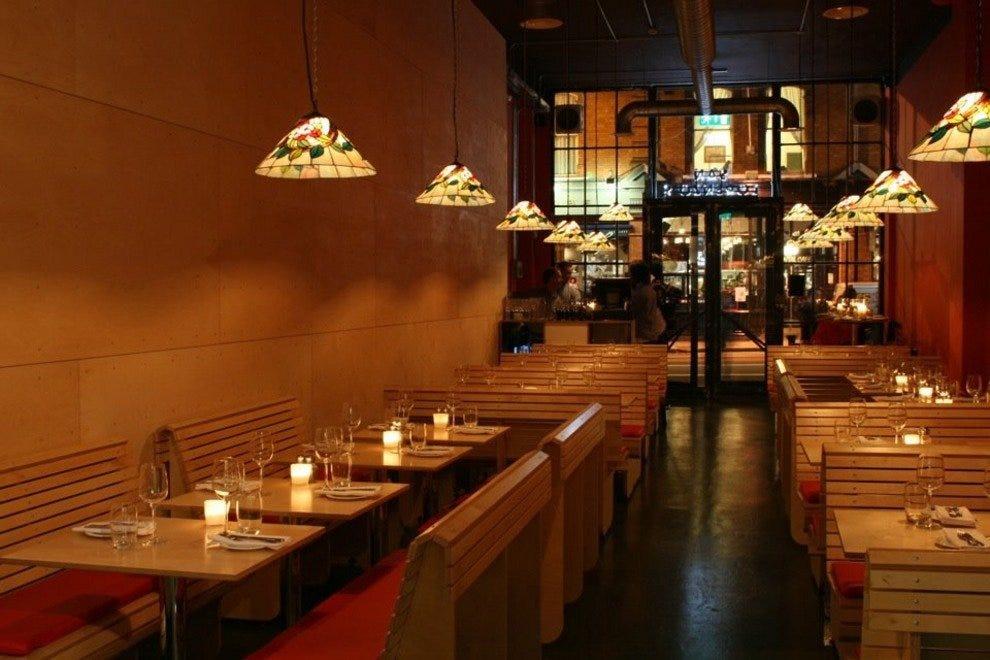 Luna Restaurant Menu Dublin