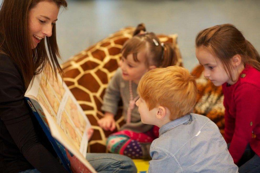 Dublin Zoo Discovery Book Club