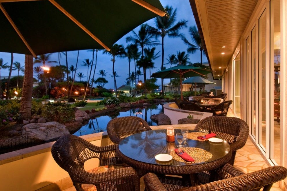 Lihue 39 s best restaurants restaurants in kauai for Terrace japanese show
