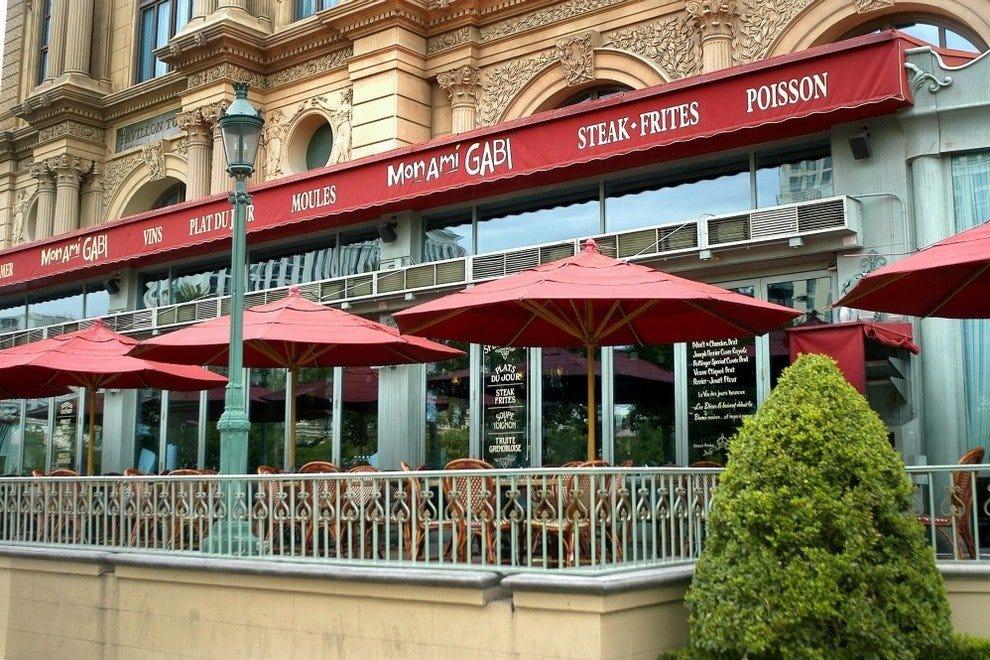 Mon Ami Gabi Las Vegas Restaurants Review 10best Experts And Tourist Reviews