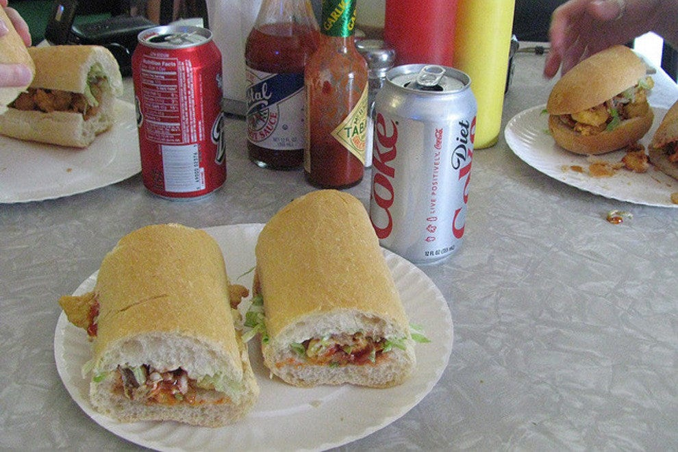 Domilise's Po'Boys