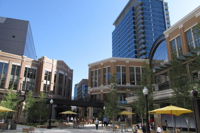Shopping Centers in Salt Lake City
