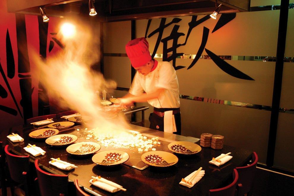 benihana las vegas restaurants review 10best experts On best hibachi in nyc