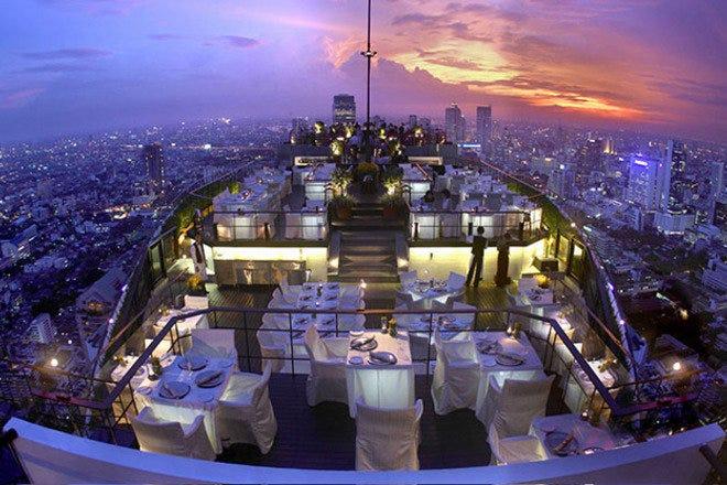 Romantic Dining in Bangkok