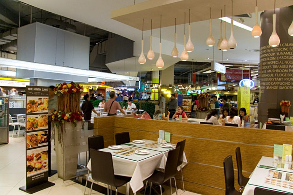 Food Court, Siam Paragon