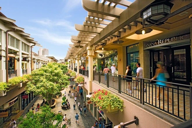 Honolulu: The 10 Best Shopping Malls And Centers In Honolulu And On Oahu