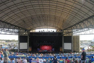 MIDFLORIDA Credit Union Amphitheatre at the Florida State Fairgrounds
