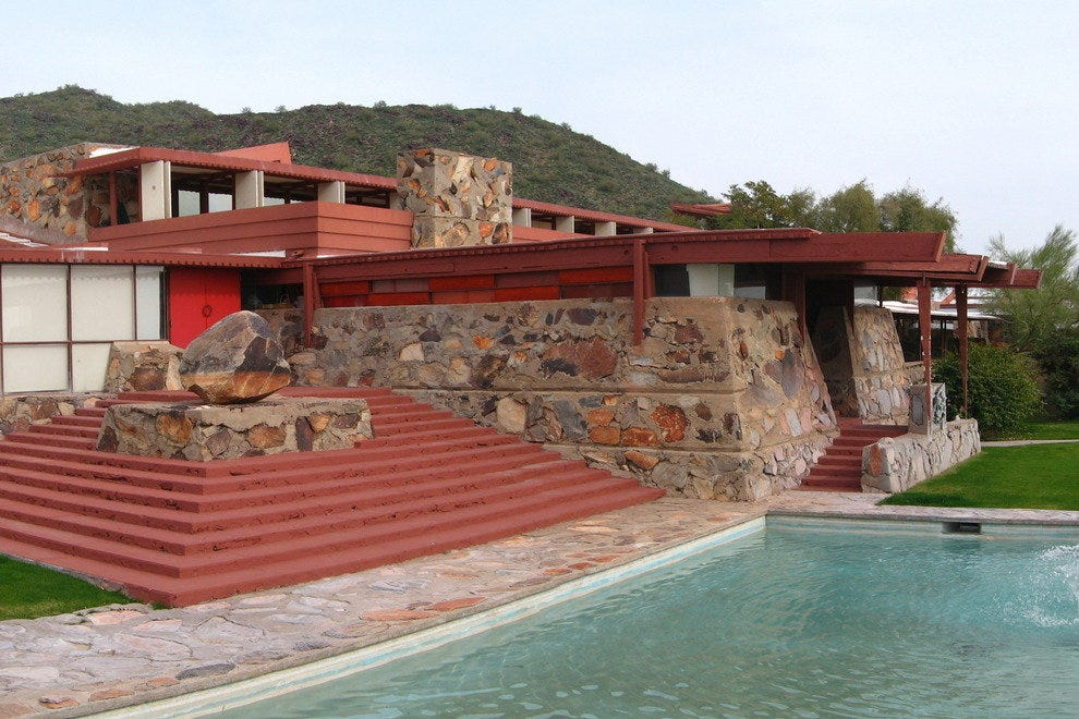 10best Itinerary Scottsdale For Frank Lloyd Wright Fans