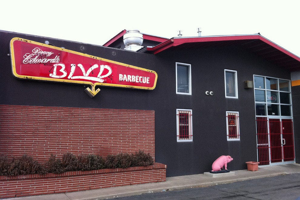 Danny Edwards BLVD Barbecue