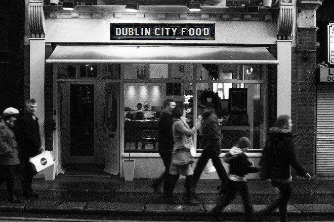 Lunch in Dublin
