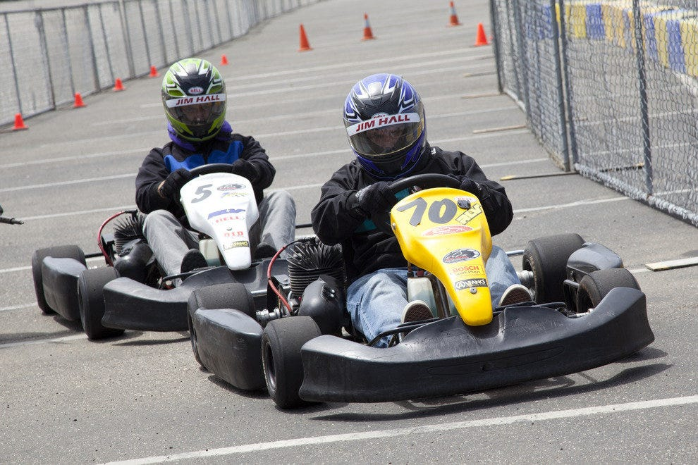 10 Great Go-Kart Tracks to Visit Across the USA