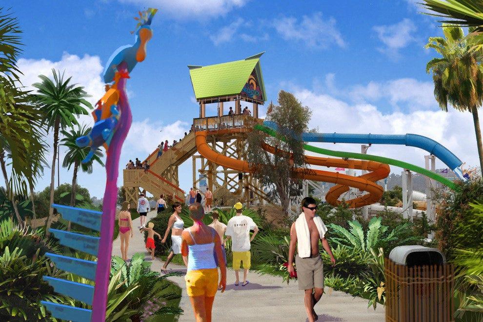 Make A Splash This Summer At Seaworld S New Aquatica Waterpark