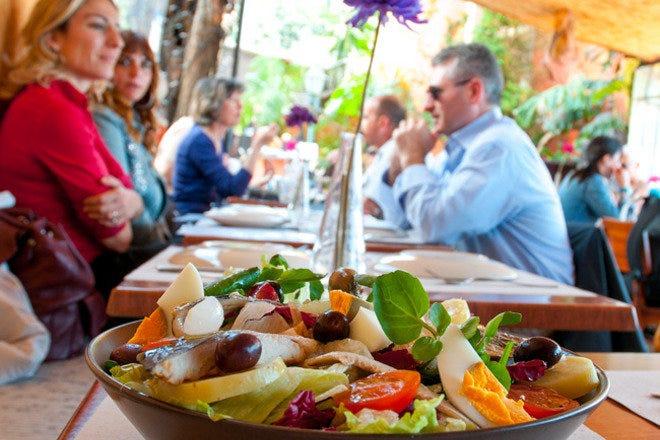 Lunch in Lisbon