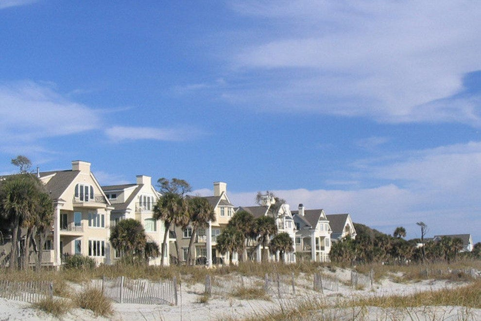 Houses on Hilton Head