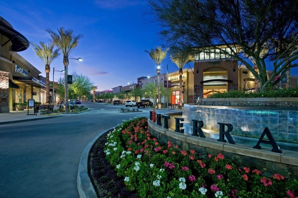 Designer Clothing Stores In Phoenix Az The Shops at Norterra