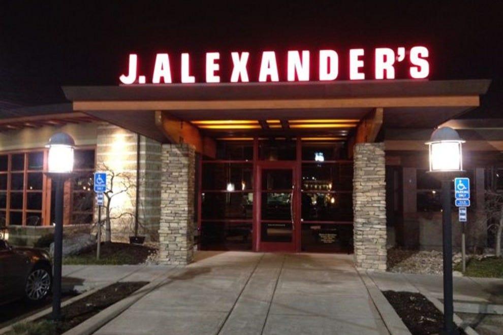 Image gallery j alexander 39 s restaurant for J alexander s boca