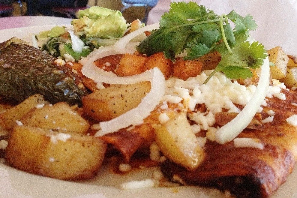 San Antonio Mexican Food Restaurants 10best Restaurant