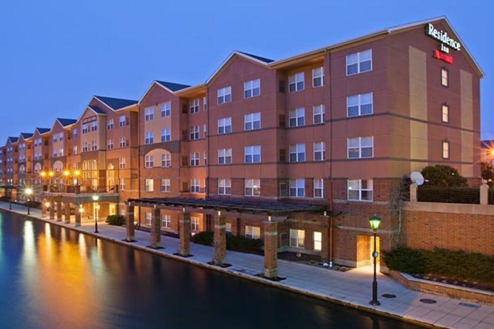 印第安纳波利斯市中心万豪酒店