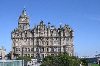 Stay at the Finest Hotel in Edinburgh: The Balmoral