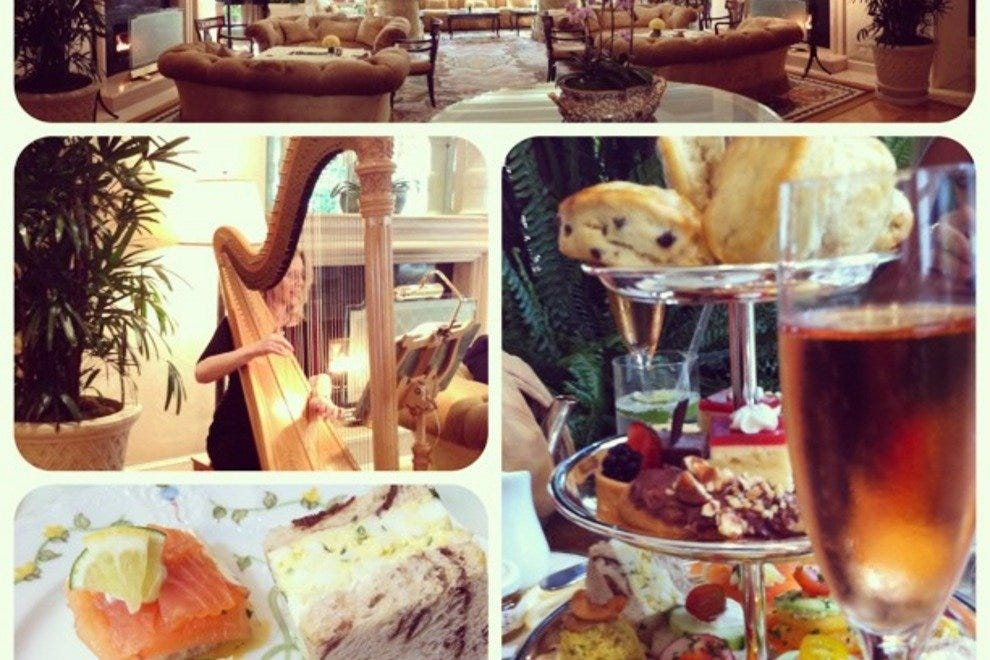 The Peninsula Hotel Afternoon Tea