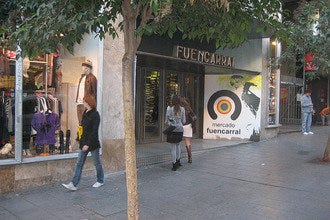Shopping Malls and Centers in Madrid