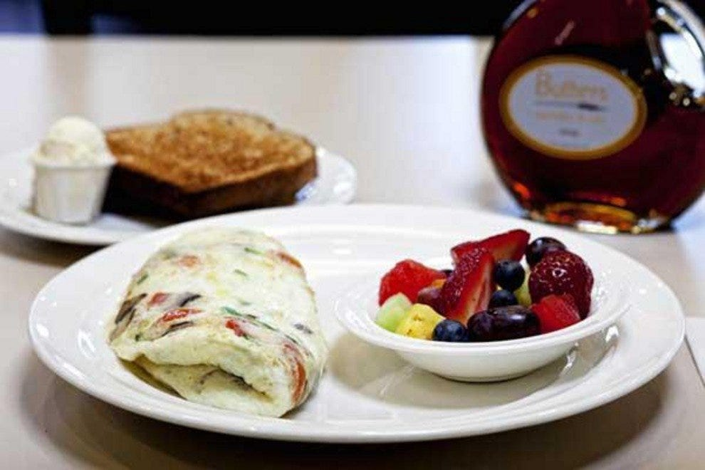Enjoy a wholesome family breakfast at Scottsdale's kid-friendly Butters Pancakes & Cafe.