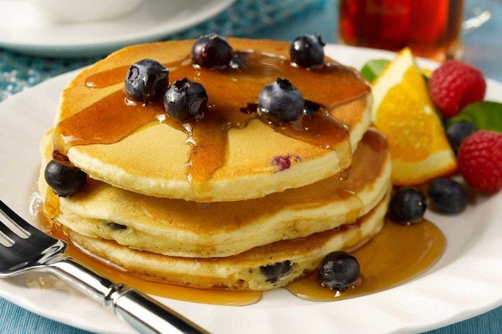 Harry's Breakfast Pancakes