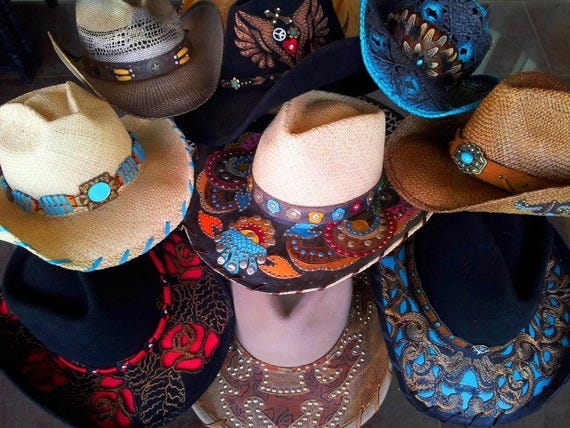 Costa Rica Boutique Has Cowboy Hats Galore And More