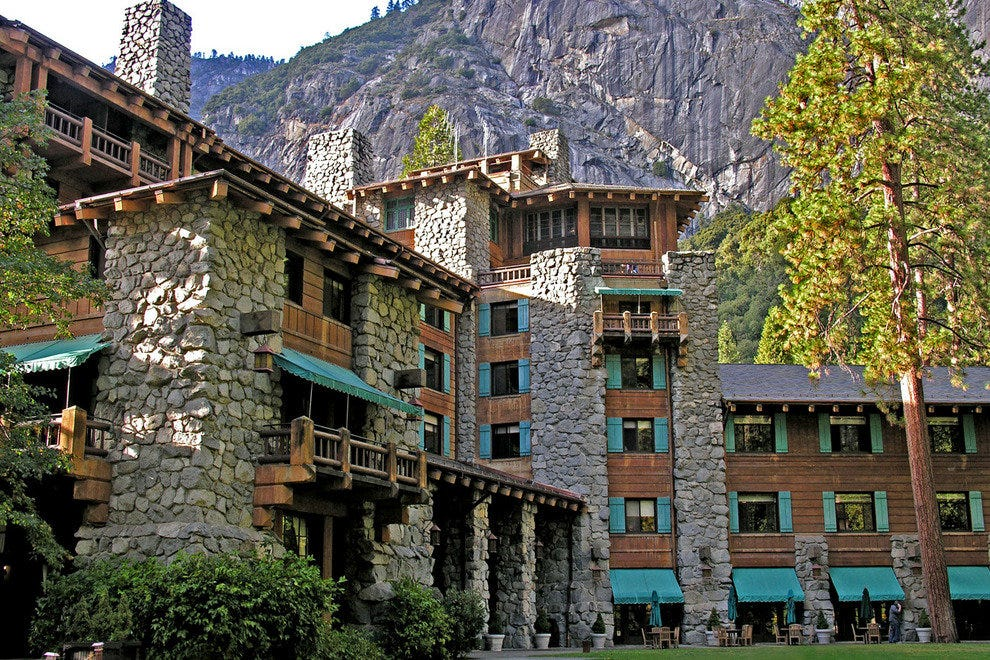 The AAA Four-Diamond Ahwahnee