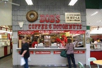 Bob's Coffee and Doughnuts