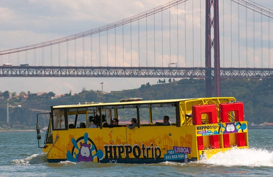 Other alternative transports in Lisbon