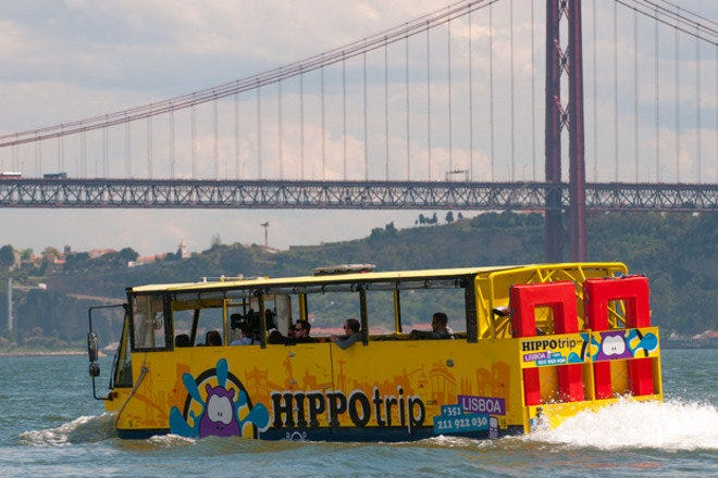 In Lisbon with children? Here's some things to do with the kids