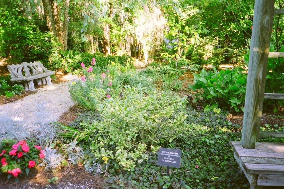 Savannah Botanical Gardens