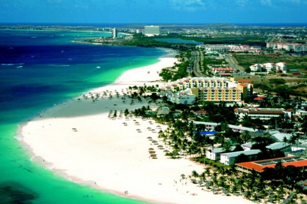 Eagle Beach Aruba Attractions Review 10best Experts And