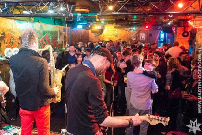 Live Music in Amsterdam