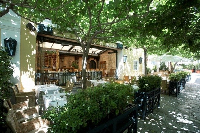 Plaka's Best Restaurants