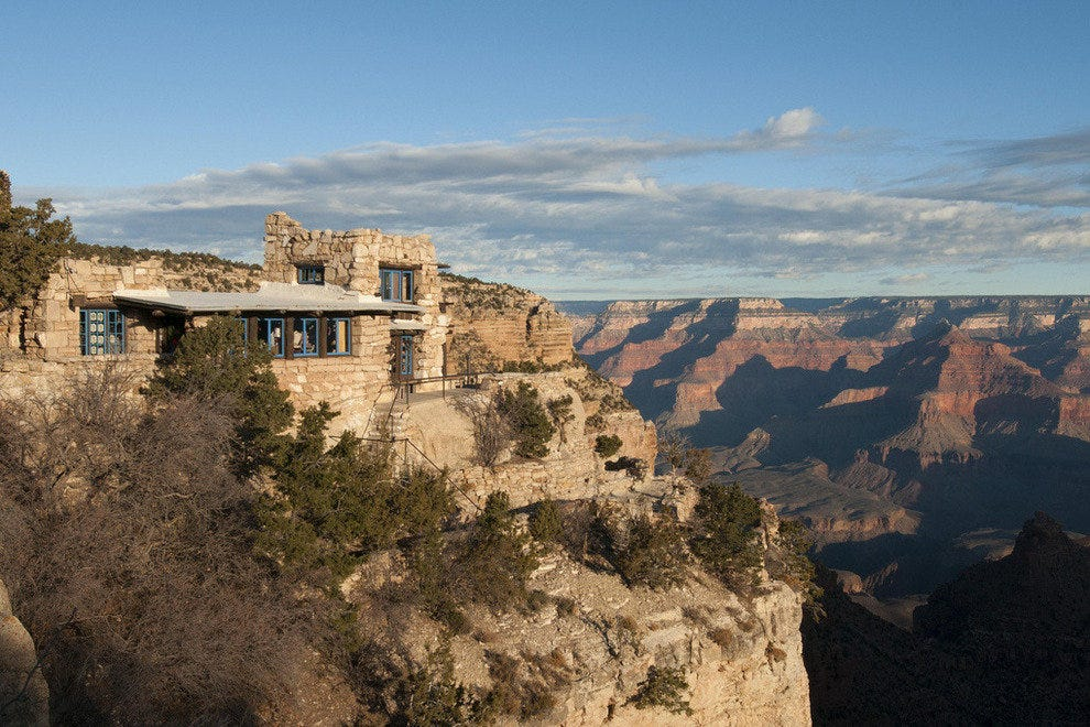 Lookout Studio on the South Rim