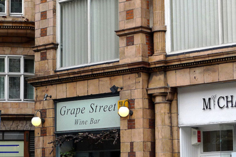 Grape Street Wine Bar