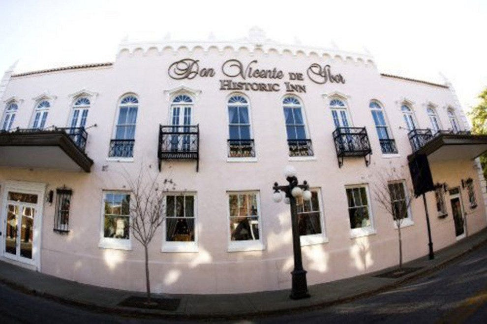 Does the Don Vicente de Ybor Historic Inn harbor restless spirits?