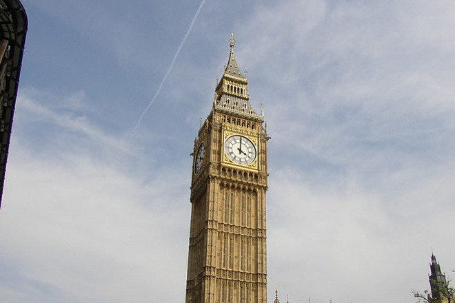 Historic Sites in London