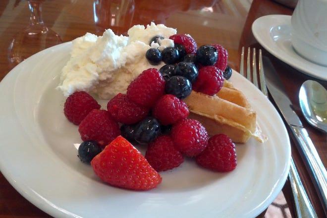 Breakfast in Honolulu