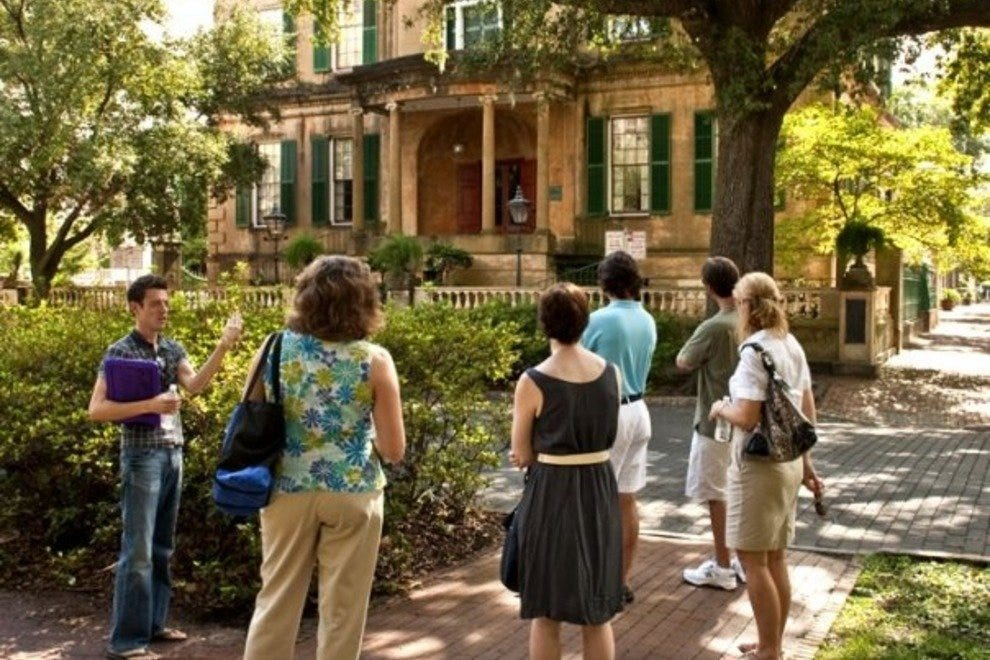 Architectural Tours of Savannah