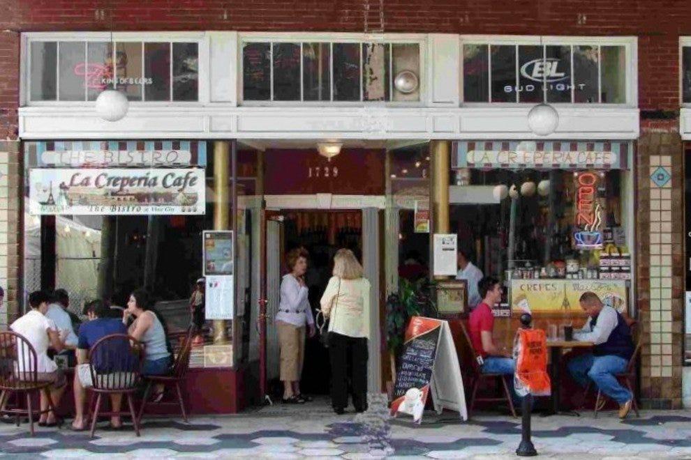 La Creperia咖啡馆