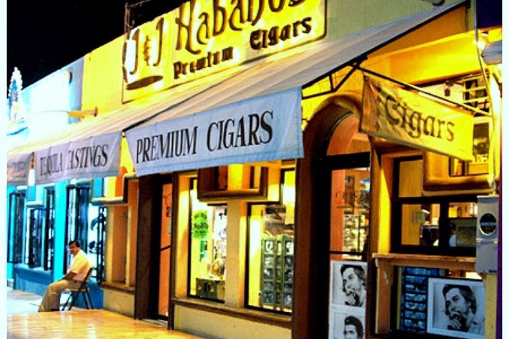 J&J is the only certified dealer of Cuban cigars in Baja Sur
