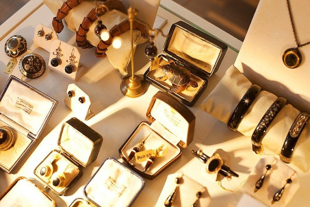 Antique & Vintage Jewellery Berlin