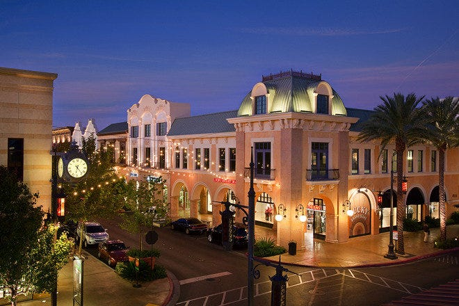 Town Square Las Vegas - Best Shopping in Las Vegas